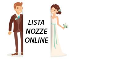 Lista nozze on line
